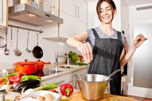μαγειρική, υγεία, τρόφιμα