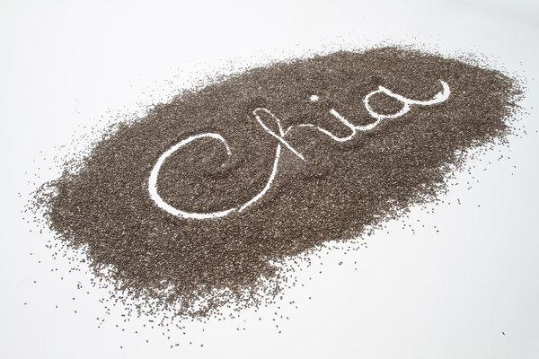 Σπόροι οι Λατίνοι!!! Chia Seeds...