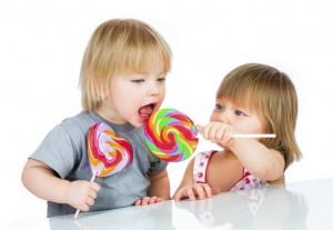 παιδική διατροφή, παιδιά