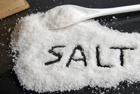 αλάτι, διατροφή