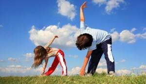 άσκηση στην παιδική ηλικία