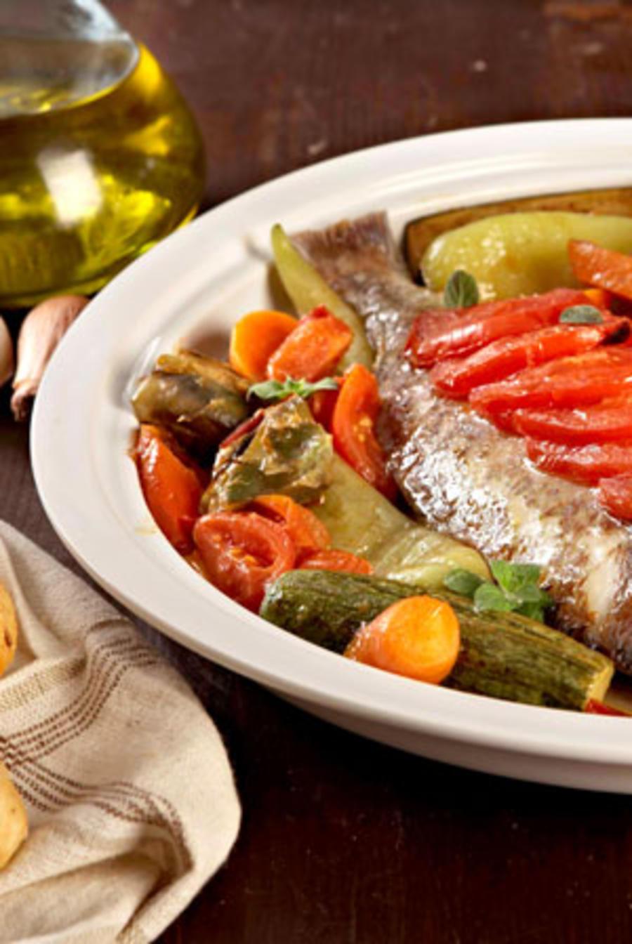 Μεσογειακή, Συνταγές, Ψαρόσουπα