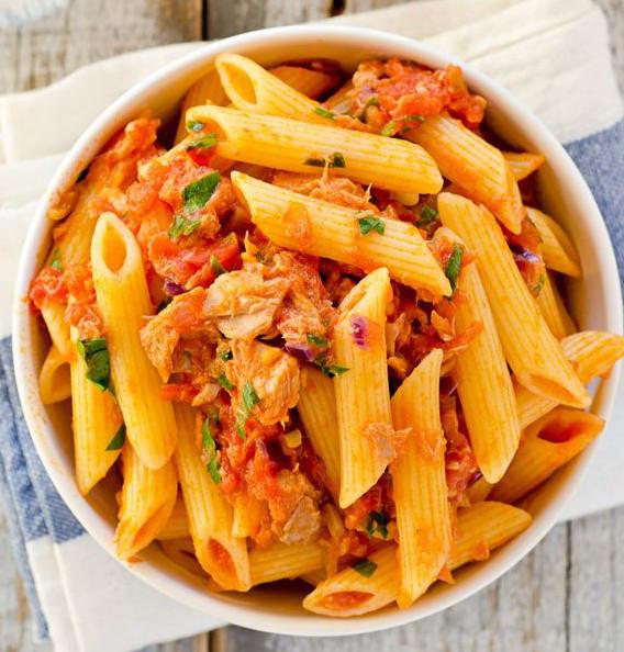Φιλέτο Γαλοπούλας Με Κόκκινη Σάλτσα & Λαχανικά, Ελαφριά Συνταγή