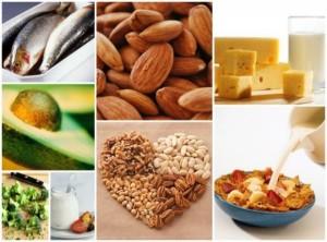 φυτικές τροφές σε ασβέστιο, ασβέστιο, φυτικές πηγές ασβεστίου