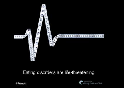 Διατροφικές Διαταραχές στην εφηβεία